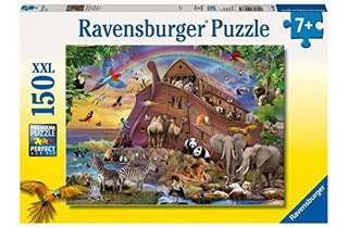 Puzzle Boarding The Ark 150pz Xxl - Ravensburger 100385
