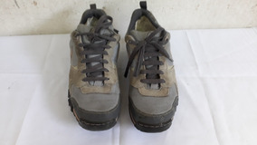 Tênis Nike Cinza Claro N° 37/38 Cod 3002
