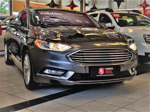 Ford Fusion 2.5 Se (flex) Automático