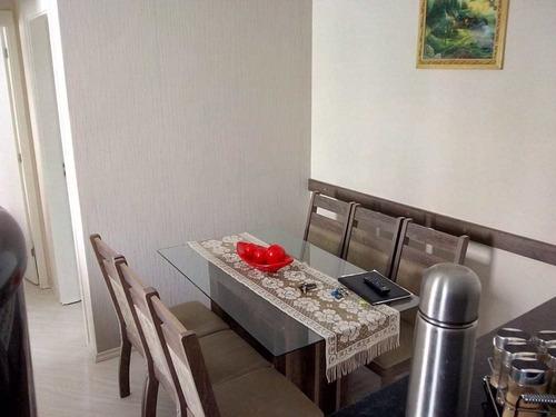 Imagem 1 de 17 de Apartamento Com 2 Dorms, Vila São João, Barueri - R$ 291 Mil, Cod: 455 - V455