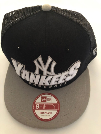 Gorra New Era 950 Snapback Mlb New York Yankees Trucker