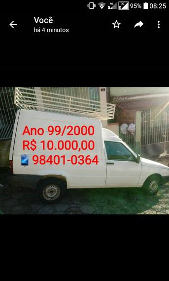 Fiat Fiorino 1999 1.5 Trekking 2p