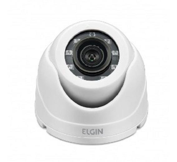 Câmera Digital Dvr Mini Dome 4 Em 1 Hd 720p 2,8mm 15mt Elgin