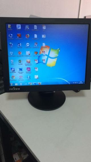 Monitor Lcd 15 Polegadas Proview Lp517