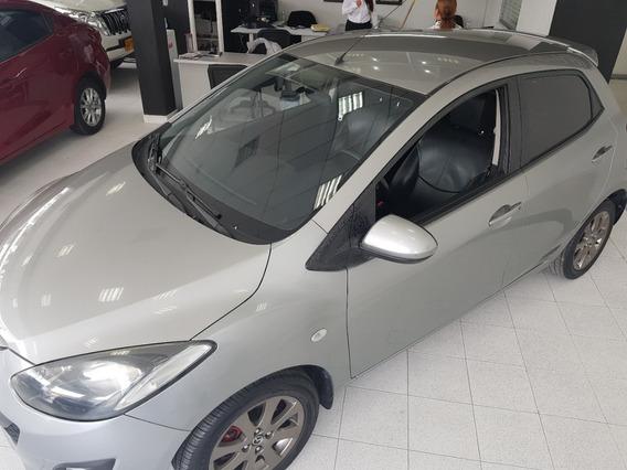 Mazda Mazda 2 Sport Mecánica En Cuero 2014