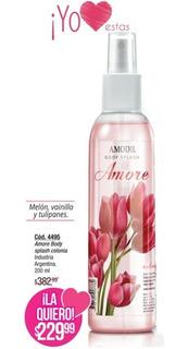Body Splash Amore De Amodil