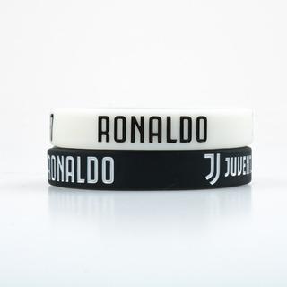 Pulseira Juventus - Ronaldo Cr7 - 02 Undiades - Frete 10,00