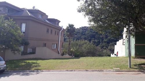 Terreno À Venda, 490 M² Por R$ 1.176.000,00 - Gênesis 2 - Santana De Parnaíba/sp - Te0562