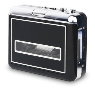 Caasette Player Walkman Portátil, Convierte Cintas A Un C...