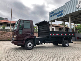 Ford Cargo 816 Ano 2013
