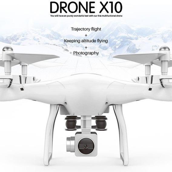 Drone - Fotografia Aérea Rc Zangão Wifi Com Câmera Hd 4-axis
