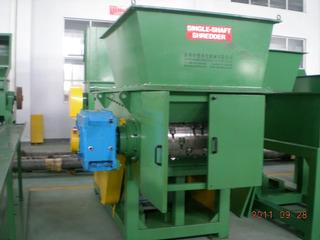 Triturador De Alta Producción Para Plástico