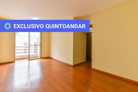 Apartamento No 12º Andar Com 2 Dormitórios E 1 Garagem - Id: 892993394 - 293394