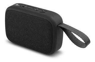 Parlante Portátil Bluetooth Xts-610 20 Horas Bateria 3w