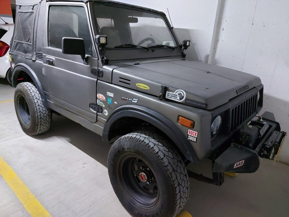 Suzuki Sj 410 Carpado