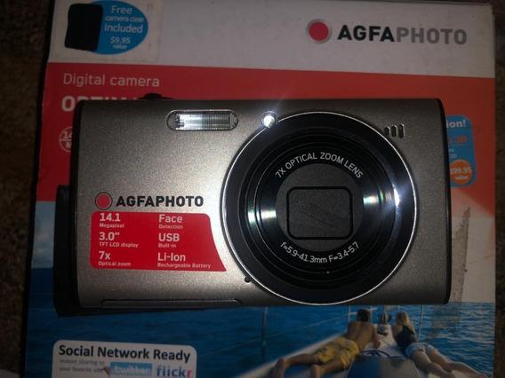Camara Digital 3d Agfa Photo Optima 147