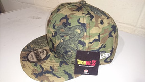 Gorra New Era Cap Dragon Ball Z Sheng Long Camo S/m Snapback