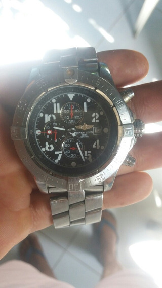 Relógio Breitling Original A13 380