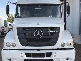 Camion Mercedes Benz Atron 1735 0km 30% Flavia