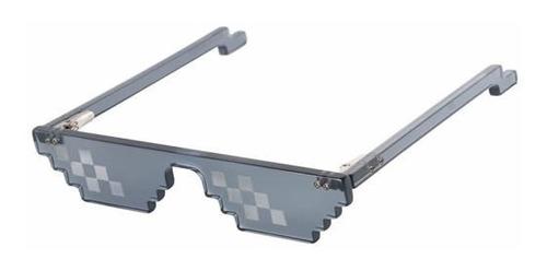 Thuglife Glasses Lentes Pixel Original Negas Niño Ratta