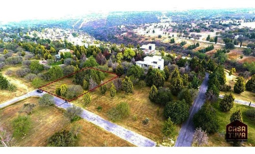 Casa Tuya, Terreno En Venta En Edén Los Sabinos 1,389 M2. Aguascalientes.