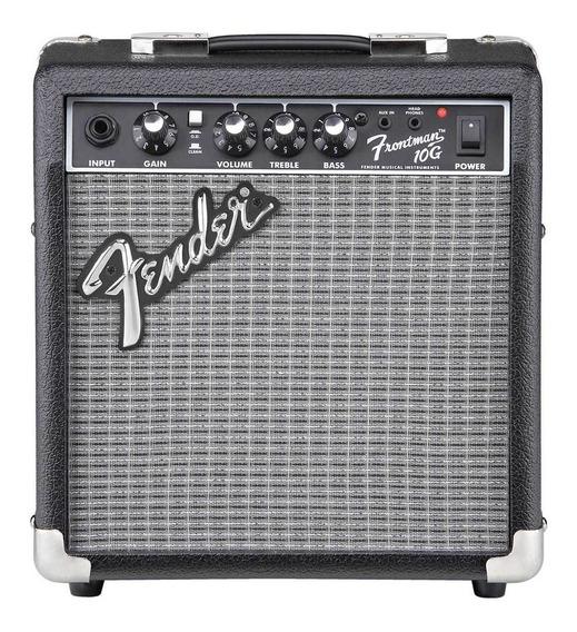 Amplificador P/ Guitarra Electrica Fender Frontman 10g 10w