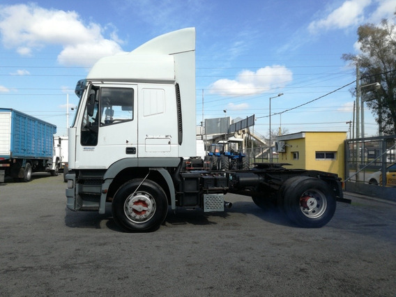 Iveco Eurotech 450e37 Tractor Cabina Dormitorio Alerones Fci