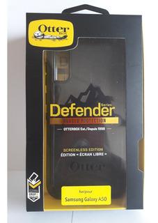 Forro Otter Box Defender Samsung A20, A30 Y A50 Nuevo Orig