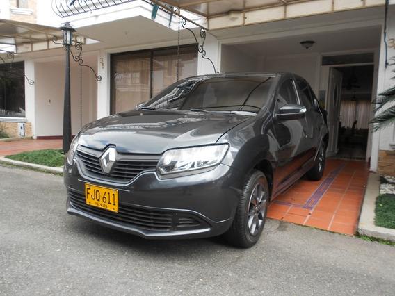 Vendo Renault Logan Modelo 2019