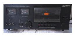 Gradiente Cd 2000 Tape Deck