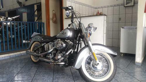 Imagem 1 de 5 de Harley Davidson  Softail Classic