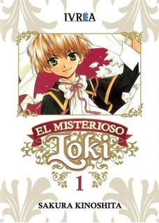 El Misterioso Loki 01 - Sakura Kinoshita