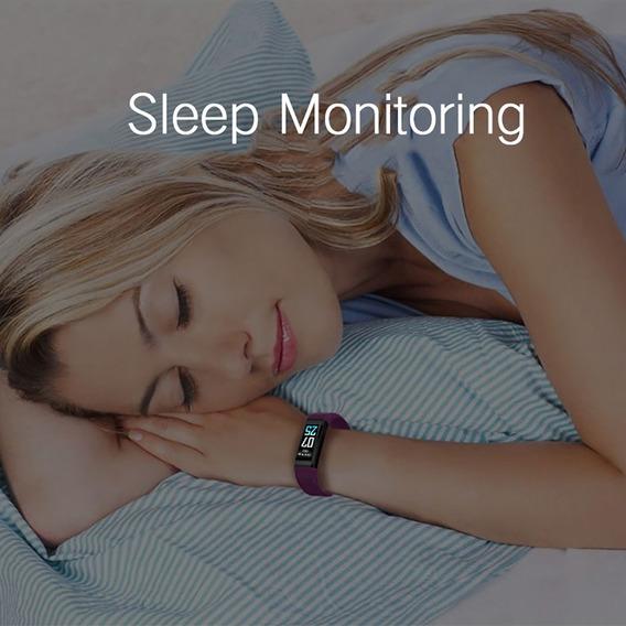 Dc66 Relgio Inteligente Monitoramento Do Sono Monitor De