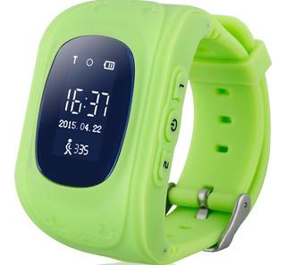 Relógio Inteligente Smartwatch Q50 Kids Oled Gps Localizador Chamadas Criança Idoso Anti Celular Rastreador Tracker Sos