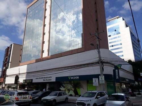 Imagem 1 de 16 de Sala Comercial De 30m² No Coração Do Estreito. - Sa0716