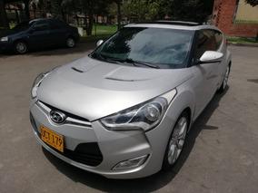 Hyundai Veloster Automático F.e Techo Electrico
