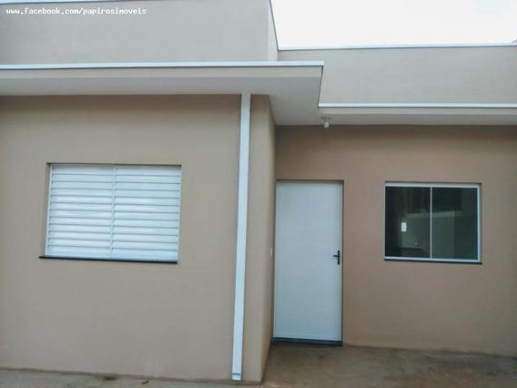 Casa Para Venda Em Tatuí, Jardim Santa Rita De Cássia, 2 Dormitórios, 1 Banheiro, 2 Vagas - 538_1-1389332