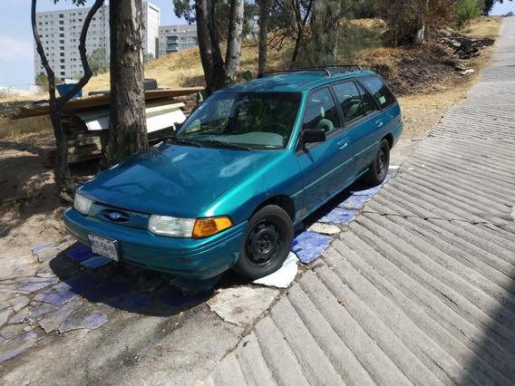 Ford Escort Vagoneta Tipico 5vel Aa Mt 1996