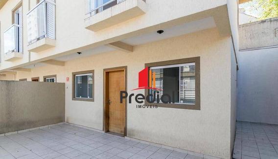 Sobrado 68 M² Com 3 Dormitórios Para Venda E Locação - Rua Vicente De Carvalho, Vila Príncipe De Gales, Santo André/sp - So0315