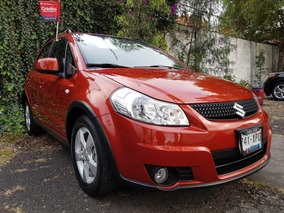 Suzuki Sx4 X Over At 2012 Factura Original, Autos Hb