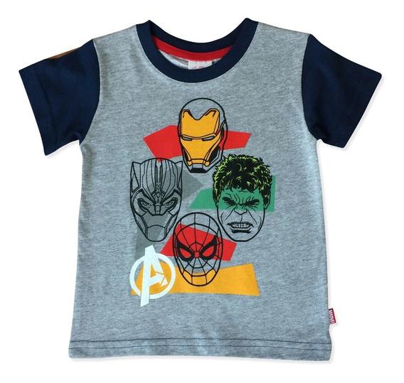Playera Avengers Marvel Comics Official