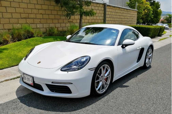 Porsche Cayman 2.5 S Pdk 718 At 2017