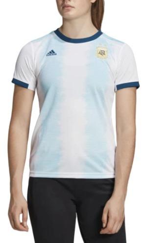 Camiseta adidas Selección Argentina Femenina Dp2840 On