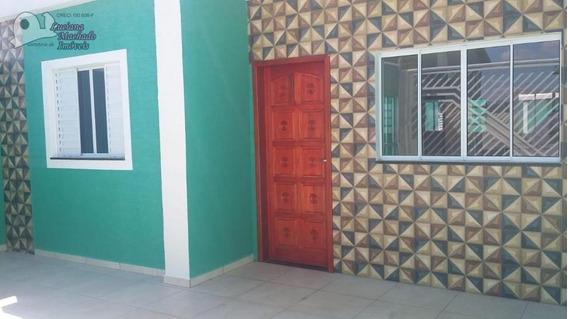 Casa Para Venda Em Atibaia, Nova Cerejeira, 2 Dormitórios, 1 Suíte, 3 Banheiros, 2 Vagas - Ca00631