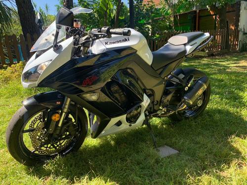 Kawasaki 1000 Ninja 2013. Impecable!