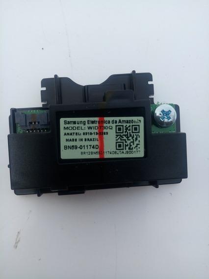 Modulo Wifi Samsung Un65mu6100 Bn5901174d Original Novo