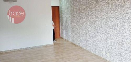 Imagem 1 de 22 de Apartamento Com 3 Dormitórios À Venda, 98 M² Por R$ 380.000,00 - Presidente Médici - Ribeirão Preto/sp - Ap7196
