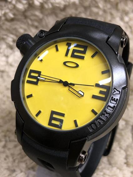 Relógio Oakley Gearbox Titanium Frete Gratis!!