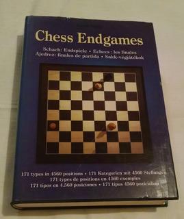 Libro Chess Endgames, Ajedrez: Finales De Partida, Polgar *
