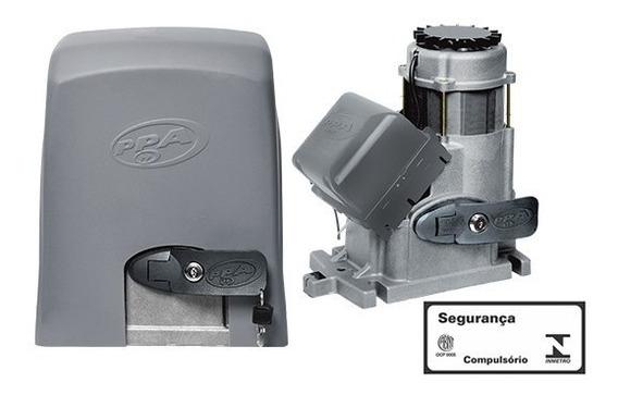 Kit Motor Para Portão Eletrônico Ppa Eurus 2000 Industrial